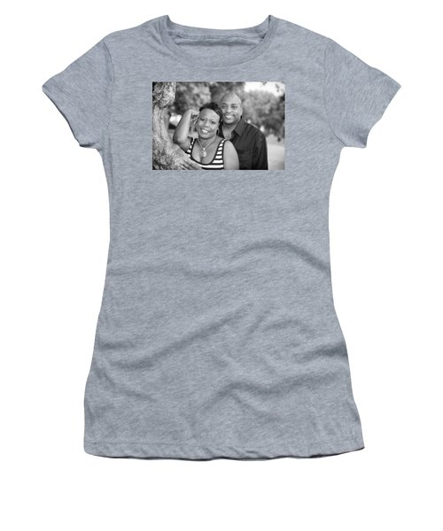Women's T-Shirt (Junior Cut) featuring the photograph Smith Harper 16 by Coby Cooper