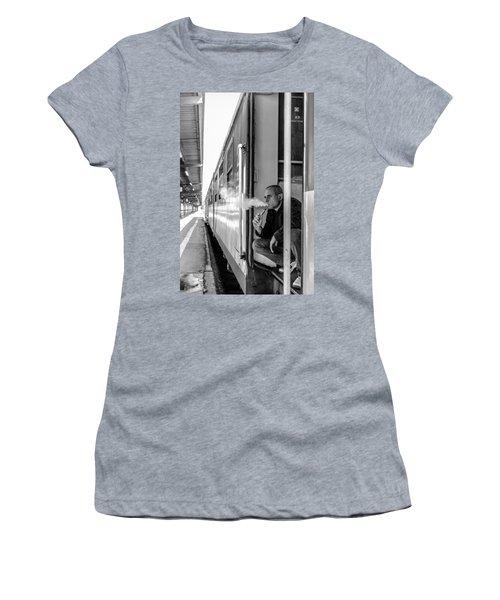 Smoke Women's T-Shirt