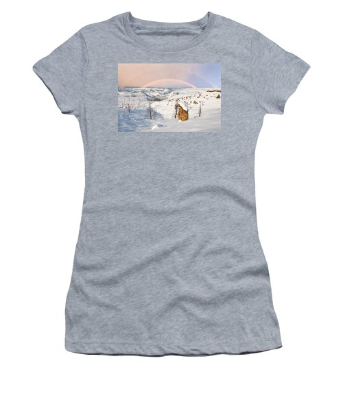 Snow Capped Hoodoo's Women's T-Shirt