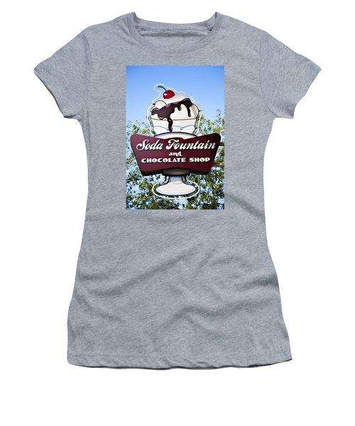 Soda Fountain Women's T-Shirt