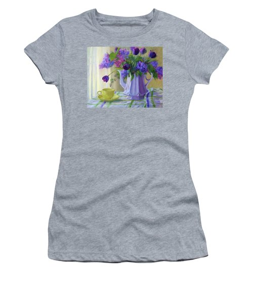 Soft Light Women's T-Shirt (Athletic Fit)