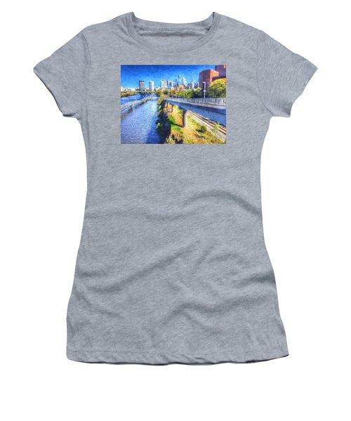 South Street Walk Women's T-Shirt