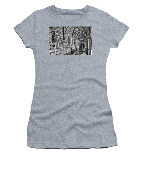 Spanish Monastary Women's T-Shirt