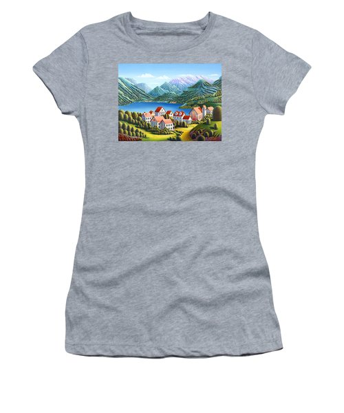 Spirit Mountains Women's T-Shirt
