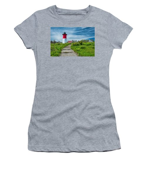 Spring At Nauset Light Women's T-Shirt
