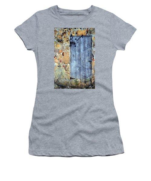 Women's T-Shirt (Junior Cut) featuring the photograph Spring House by Deena Stoddard