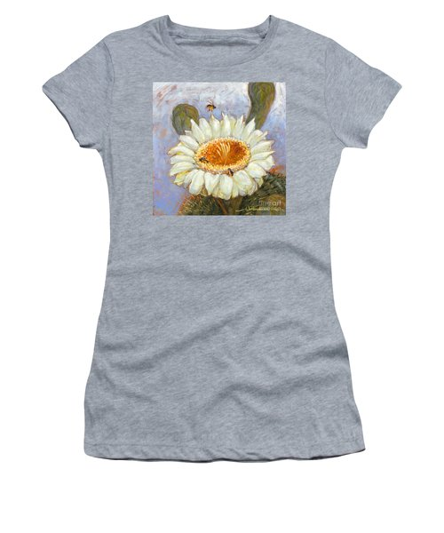 Spring Trio Women's T-Shirt (Athletic Fit)
