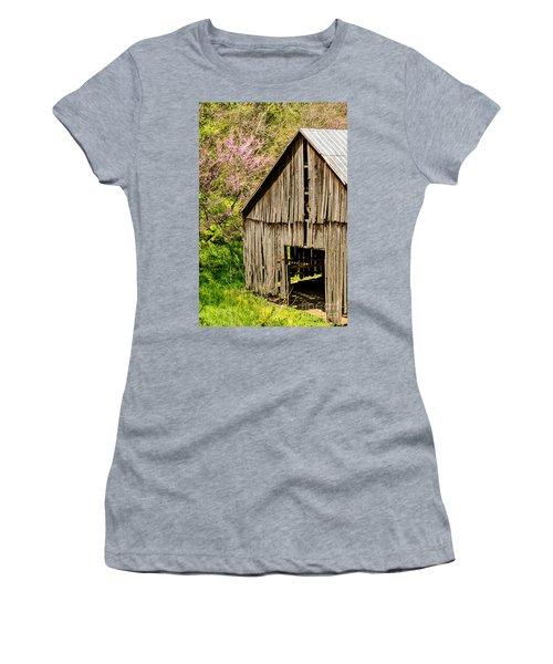 Springtime In Kentucky Women's T-Shirt