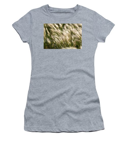 Squirrel Grass Women's T-Shirt