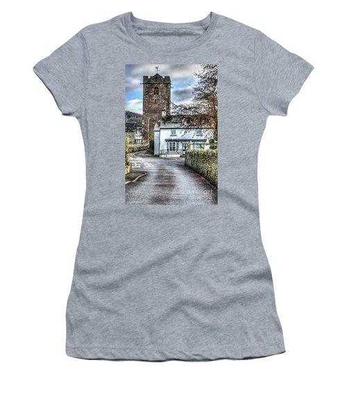 St Gwendolines Church Talgarth Women's T-Shirt (Athletic Fit)