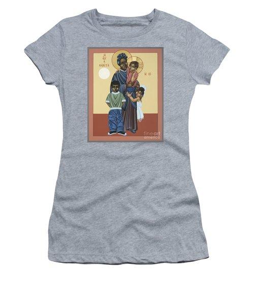 St. Josephine Bakhita Universal Sister 095 Women's T-Shirt