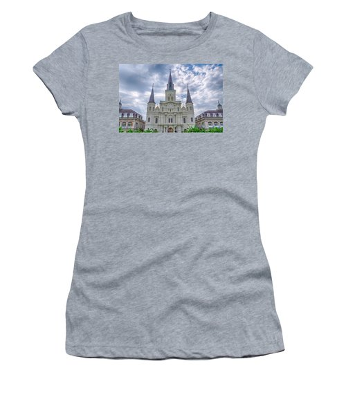 St. Louis Cathedral Women's T-Shirt