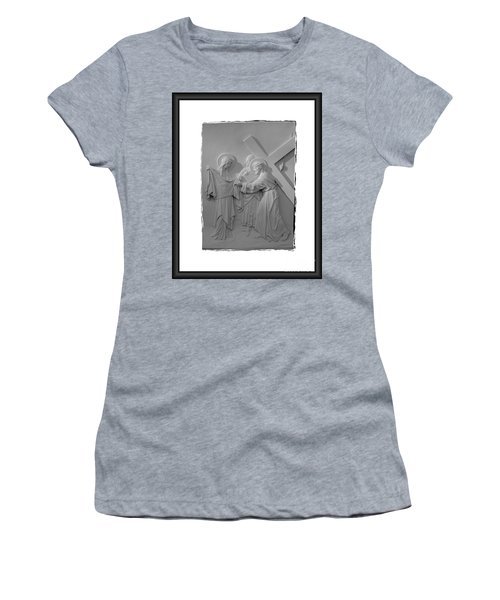 Station V I Women's T-Shirt (Athletic Fit)