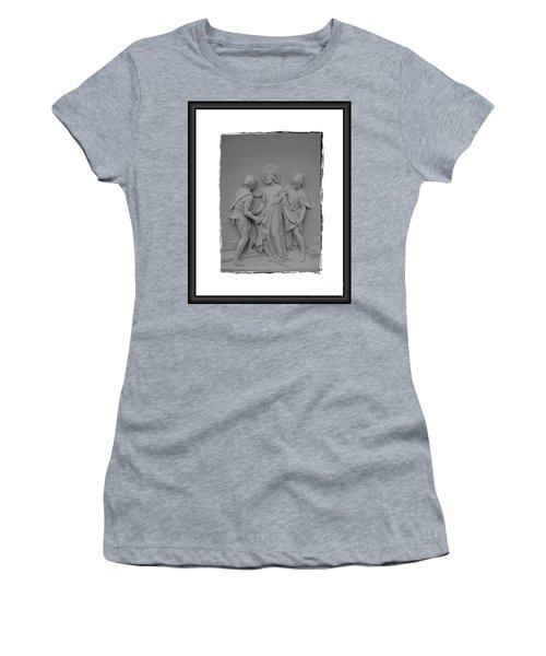 Station X Women's T-Shirt (Athletic Fit)