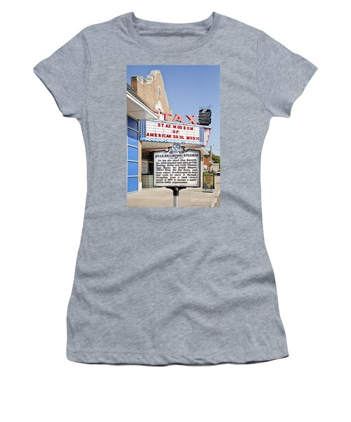 Stax Women's T-Shirt (Athletic Fit)