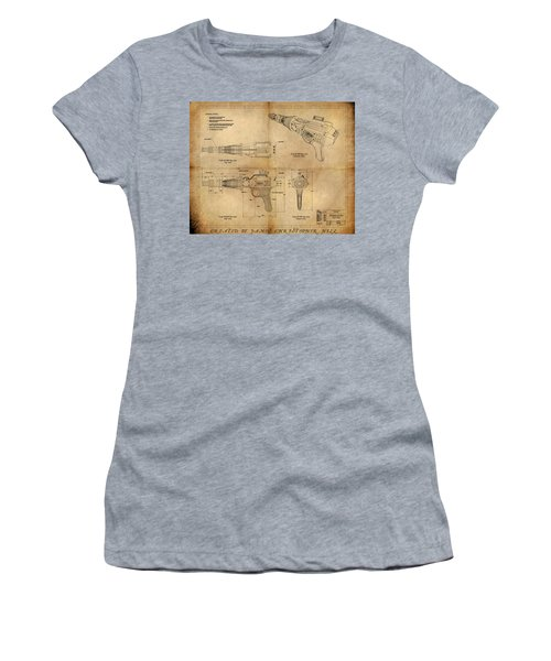 Steampunk Raygun Women's T-Shirt