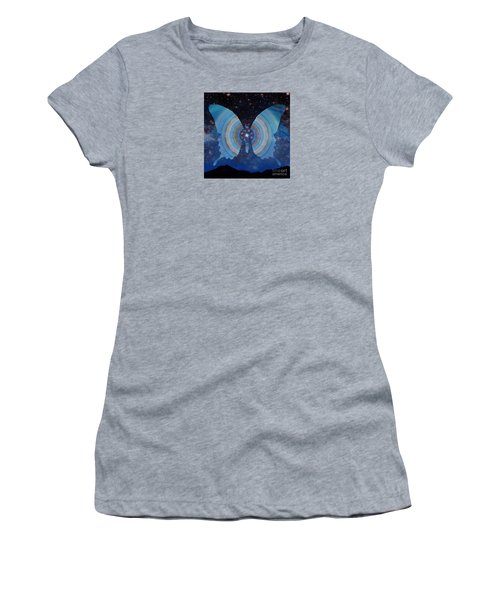 Stellar Butterfly Women's T-Shirt