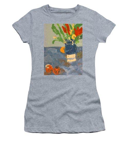 Still Life Flowers Women's T-Shirt