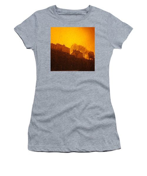 Stockholm The Heights Of South In Silhouette Women's T-Shirt