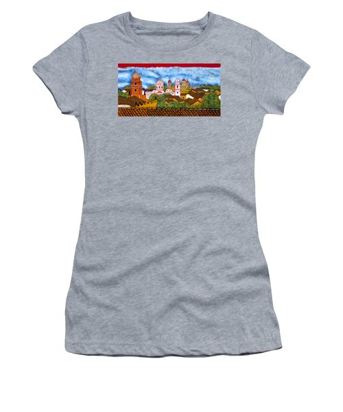 Street Art Granada Nicaragua 3 Women's T-Shirt