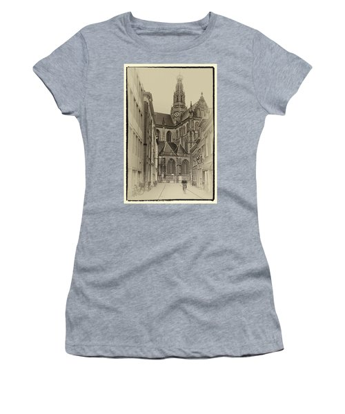 Streets Of Haarlem Women's T-Shirt