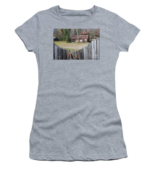 Sugar Shack Women's T-Shirt (Athletic Fit)
