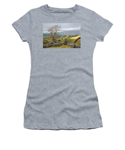 Sun Breaks Through Women's T-Shirt