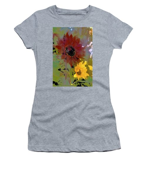Sunflower 33 Women's T-Shirt (Athletic Fit)
