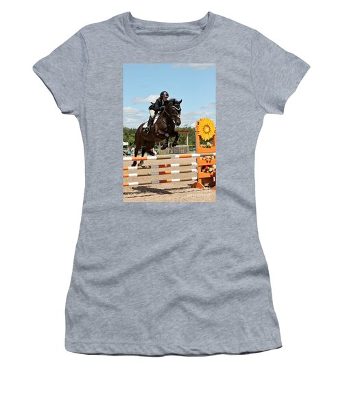 Sunflower Jumper Women's T-Shirt