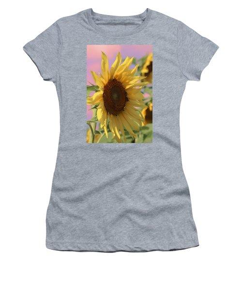 Sunflower Pop Women's T-Shirt