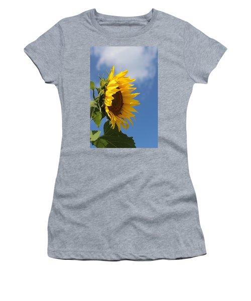 Sunflower Profile 2 Women's T-Shirt