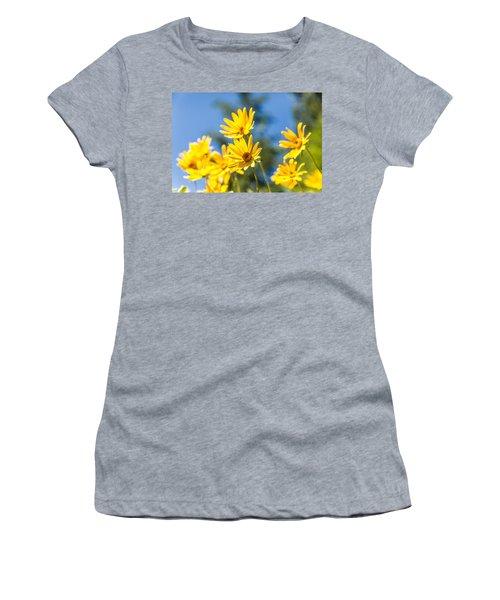 Sunshine Women's T-Shirt (Athletic Fit)