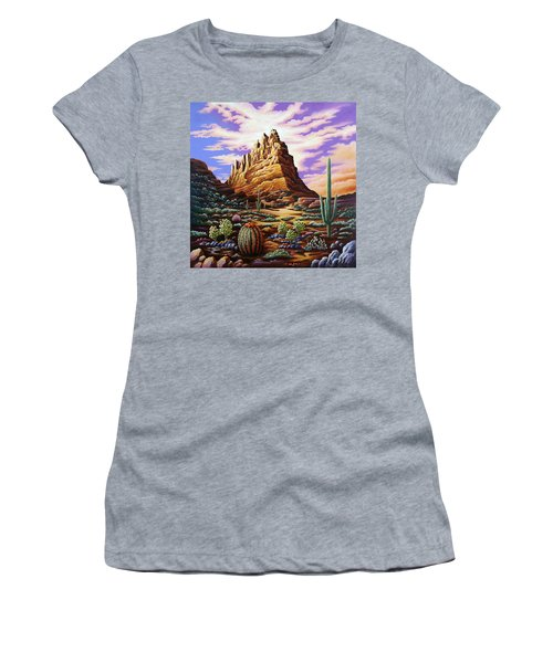 Superstition Mountains Women's T-Shirt