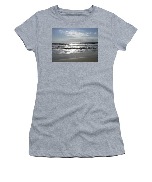 Swirling Sunshine Women's T-Shirt (Athletic Fit)