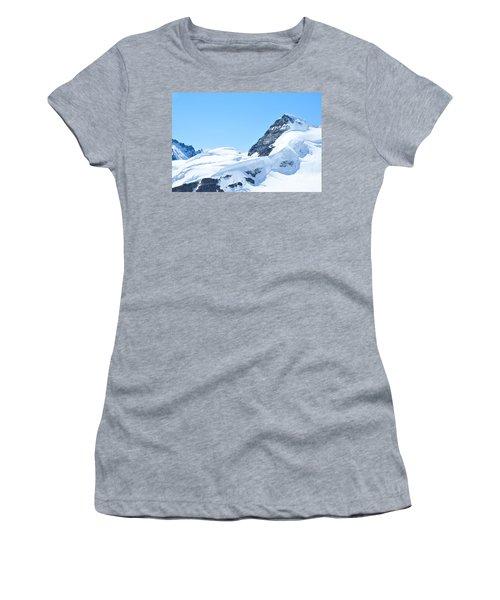 Swiss Alps Women's T-Shirt (Athletic Fit)
