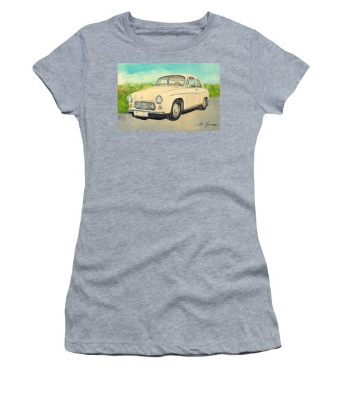 Syrena 105 - Polish Car Women's T-Shirt