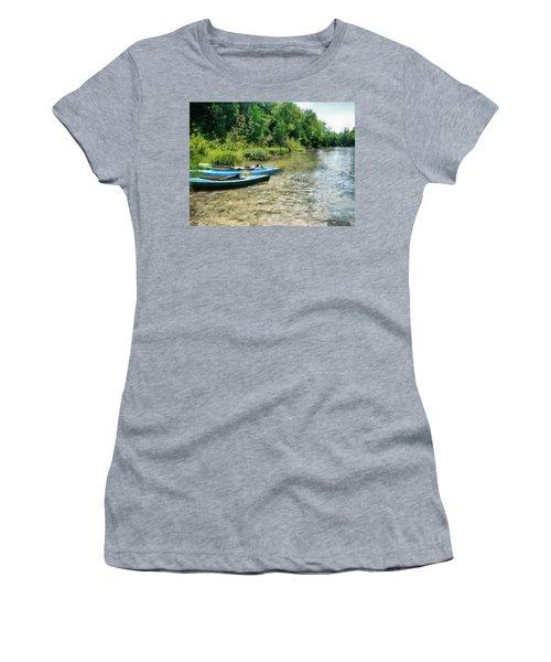 Taking A Break On The Platte Women's T-Shirt