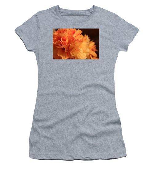 Tangerine Dreams Women's T-Shirt (Athletic Fit)
