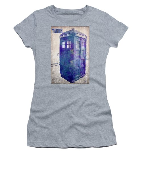 Tardis Women's T-Shirt