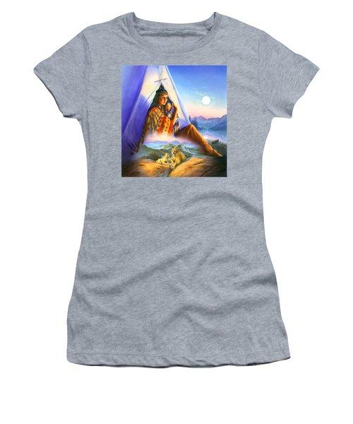 Teepee Of Dreams Women's T-Shirt