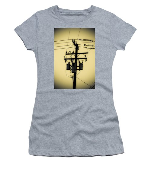 Telephone Pole 3 Women's T-Shirt