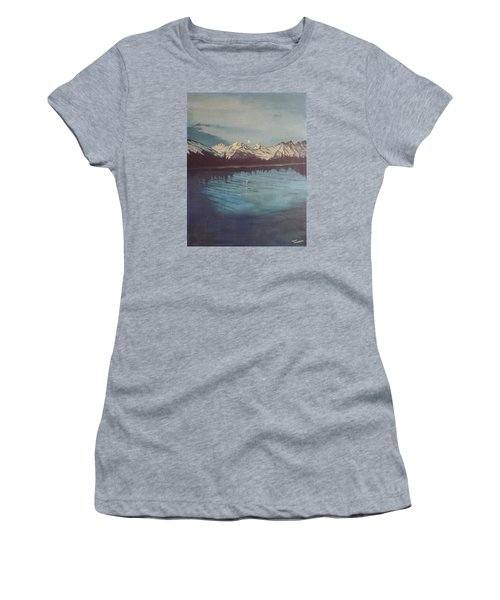 Telequana Lk Ak Women's T-Shirt (Athletic Fit)