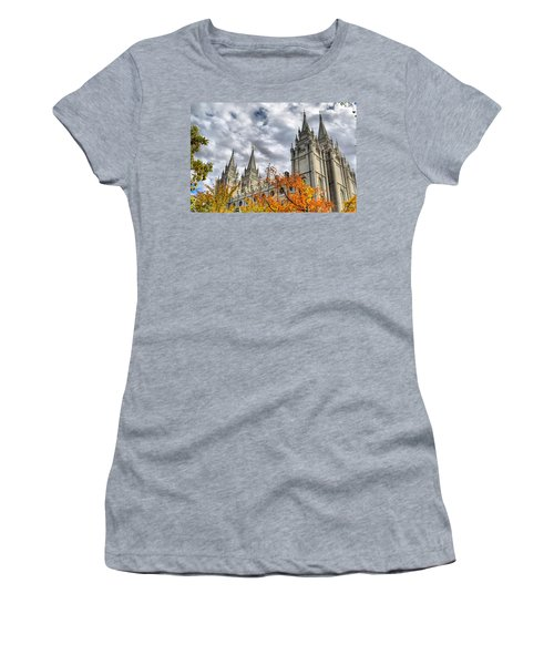 Temple Trees Women's T-Shirt