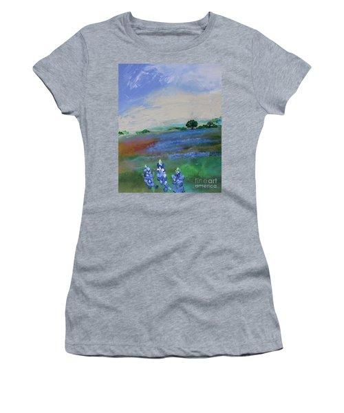 Texas Bluebonnets Women's T-Shirt