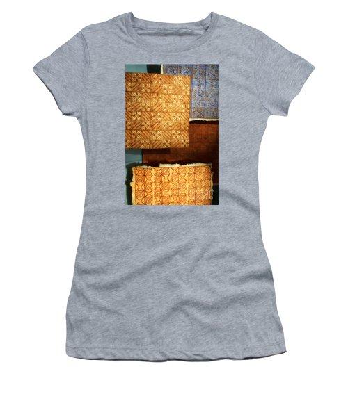 Textile1 Women's T-Shirt (Athletic Fit)
