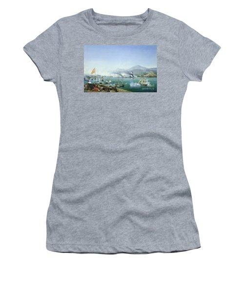 The Battle Of Navarino Women's T-Shirt