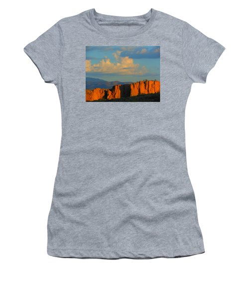The Beauty Of Arizona Women's T-Shirt (Athletic Fit)