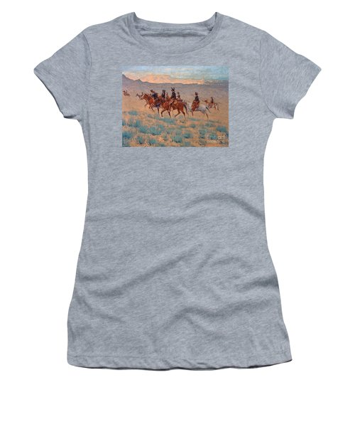The Cowpunchers Women's T-Shirt