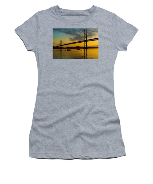 The Dawn Of Day I Women's T-Shirt (Athletic Fit)
