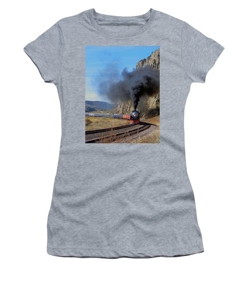 The Daylight 4449 Montana Driveby Women's T-Shirt (Athletic Fit)